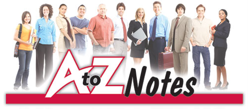 A to Z Notes - AZSBDC Blog