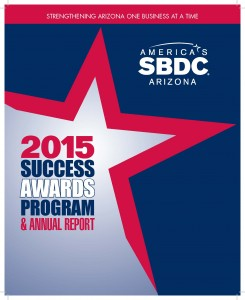 2015AZSBDC_SuccessAwardProgramCover